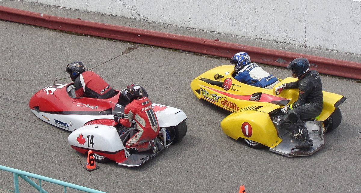 Sidecar Racers Association Home